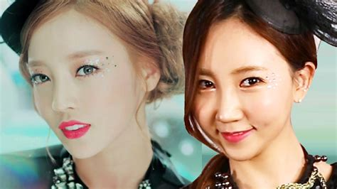 tutorial make up idol korea kpop idol makeup kara goo hara makeup tutorial