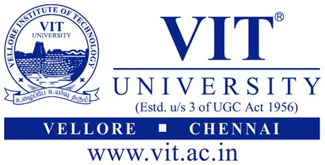 Vit Mba Admission Procedure by Athithans Information Center Vit Ph D Related