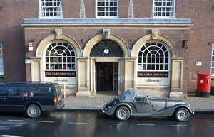 Malverne Post Office by The Front Of Great Malvern Post Office 169 Bob Embleton Cc