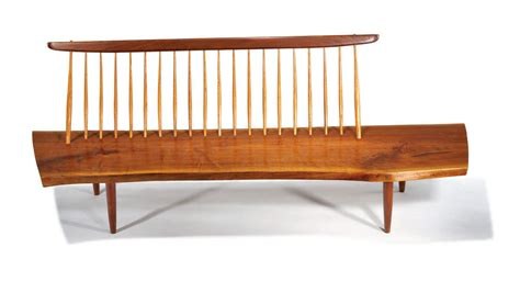 bench canada careers 187 george nakashima los angeles modern auctions lama