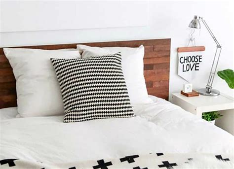 easy way to make a headboard ikea hack headboard how to make a headboard 14 diy