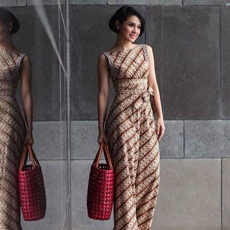 desain dress panjang wanita 307 best images about indonesian batik tenun ikat on