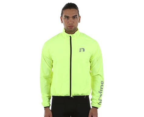 bike windbreaker newline bike windbreaker jacket gul sportamore se