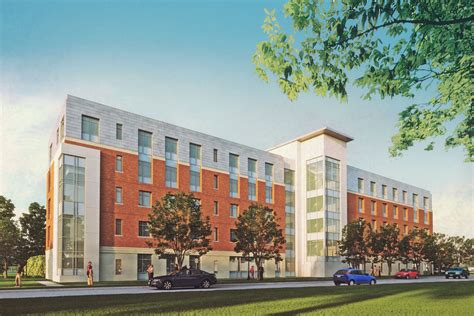 Of Rochester Mba Part Time by Of Rochester Begins Construction On Residence
