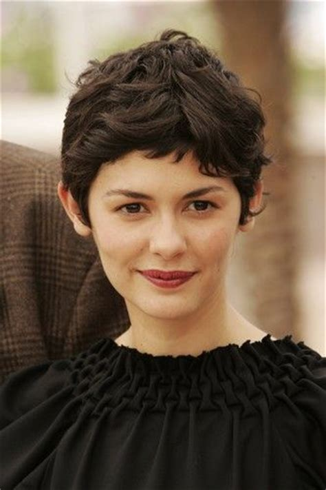 french actress with short hair audrey tautou audrey tautou pinterest audrey tautou