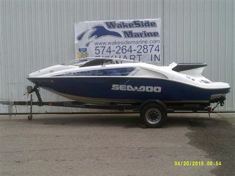 sea doo boats for sale indiana sea doo boats for sale in elkhart indiana
