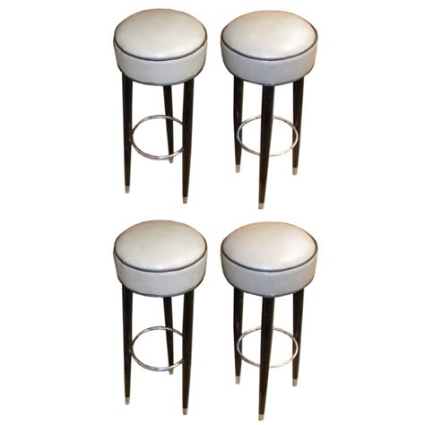 modern deco bar stool original deco bar stools sold items seating items