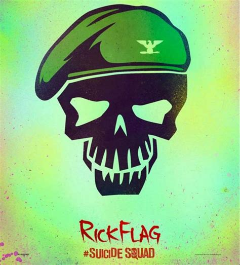 Squad Rick Flag squad trailer quot we re bad guys it s what we do quot