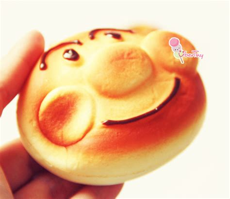 Squishy Jumbo Ibloom Breadoll Original large anpanman bread squishy 183 uber tiny 183 store powered by storenvy