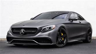 Mercedes S63 Amg Coupe 2016 Mercedes Amg S63 Coupe By Renntech Picture 679339