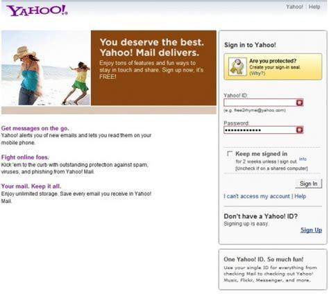 yahoo email login help yahoo com yahoo mail login