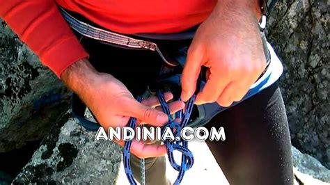 nudo de escalada nudo de ocho doble en arn 233 s de escalada figure eight