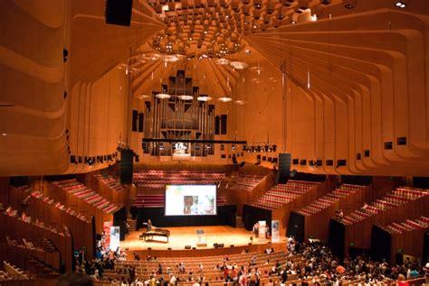 house concerts sydney opera house concert hall sydney cityseeker