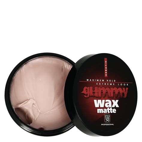 fonex wax matte look gummy wax matte 150ml the modern