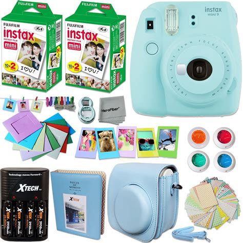 Fuji Set fujifilm instax mini 9 charger set bundle fuji