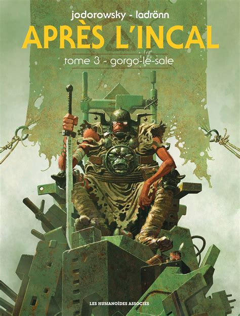 final incal vol 3 terceiro volume de final incal ser 225 lan 231 ado em abril geektrooper