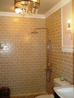 beige subway tile bathroom 1000 images about begrudging bathroom reno on pinterest