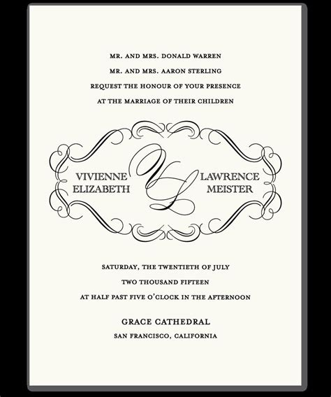 Card Template Christian by Christian Wedding Invitations Templates Invitetown I