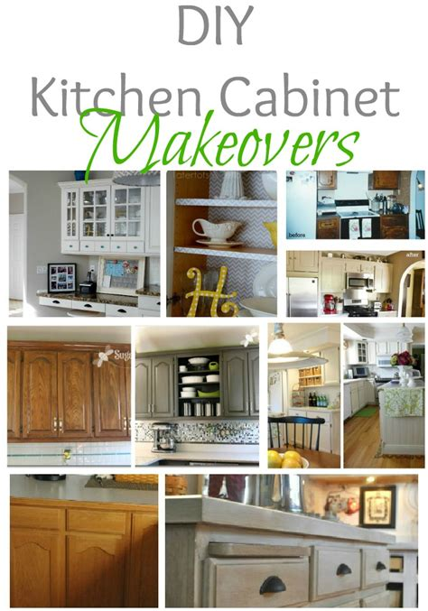 ordinary How To Install Kitchen Cabinets Diy #6: cabinet-collage.jpg