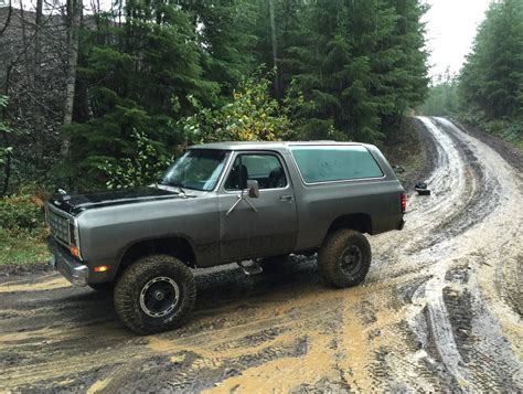 1985 dodge ramcharger 318 v8 manual for sale in hillsboro or