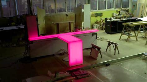 corian illumination series corian with led lights