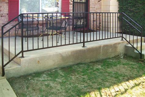 Patio Railing Railing Denver Colorado Deck Patio Stair Railing