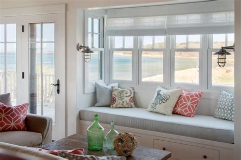 how to decorate a window seat cozy window seats we love hgtv