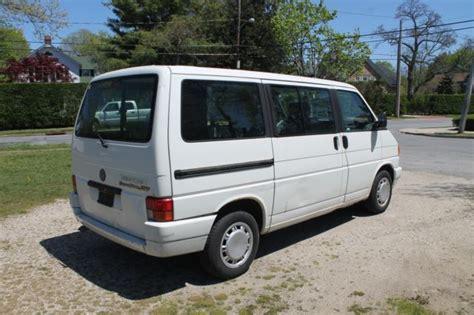 how it works cars 1992 volkswagen eurovan free book repair manuals 1993 volkswagen eurovan mv 2 5l 5cyl with only 62k original miles runs good for sale