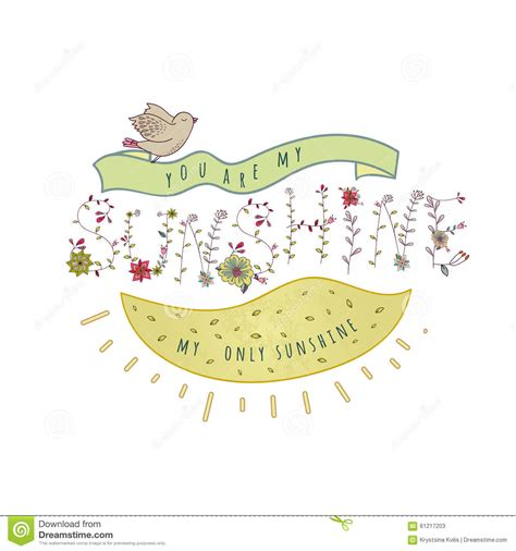 imagenes vintage libertad floral elements of vintage phrase you are my stock