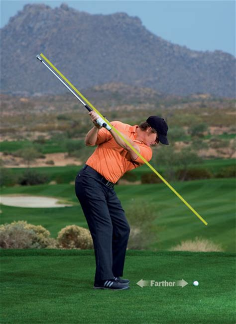 two plane swing plane simple golf tips magazine