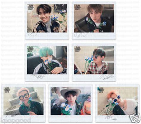Polaroid Bts Version 2 Polaroid Only bts bangtan boys polaroid photo set ver 2 photocard cd album jungkook ebay