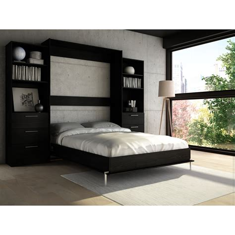 murphy wall bed wade logan lower weston murphy wall bed reviews wayfair