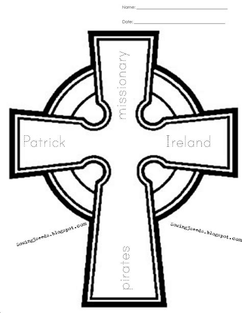free coloring pages of cross for adults