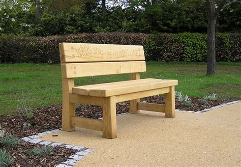 green oak bench oak garden furniture bespoke oak furniture design
