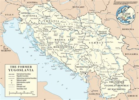 un cartographic section flag carriers of the former yugoslavia urged to unite