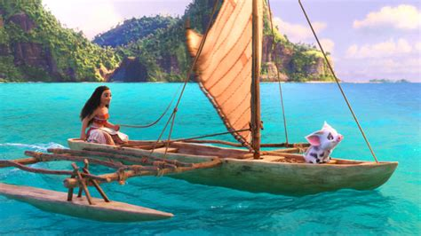 moana boat pictures disney touts french speaking african market with moana