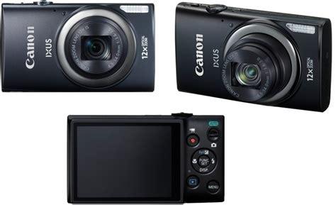 Kamera Canon Ixus 265 Hs 10 kamera saku dengan harga ekonomis rp 2 juta an