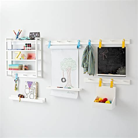 land of nod shelves beaumont white shelving collection the land of nod