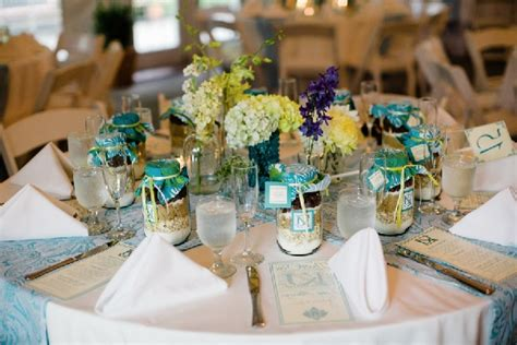 table favors table for wedding favors a wall decal