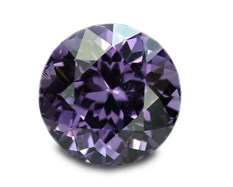 1 14 carats purple spinel gemstone