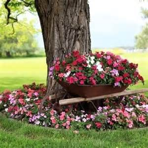 Wheelbarrow Planter Ideas by 68 Best Images About Wheelbarrows On Gardens Planters And Herbs Garden