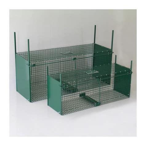 gabbia trappola uccelli trappola a 2 entrate ferranti di bonacci michele