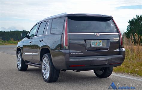 cadillac jeep 2016 2016 cadillac escalade 4wd platinum living large in
