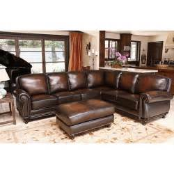 Corrected Leather Sofa Leather Sofa Beds Costco Corrected Grain Leather Venezia Top Grain Leather Sectional And