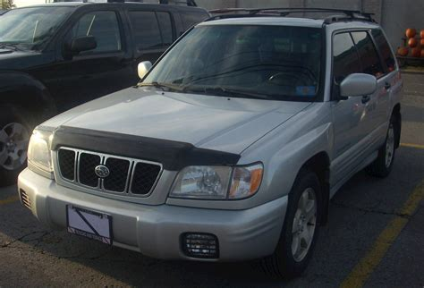 how to work on cars 2001 subaru forester parental controls 2001 subaru forester s wagon 2 5l awd manual w premium package