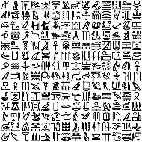 coloring pages for egyptian hieroglyphs ancient egyptian hieroglyphics coloring page wecoloringpage