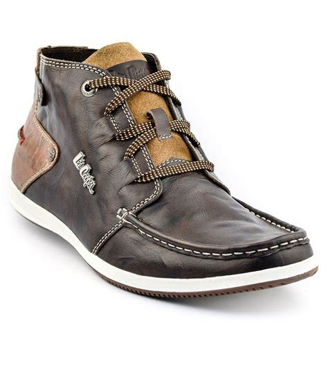 cooper shoes cooper brown lifestyle shoes buy cooper brown