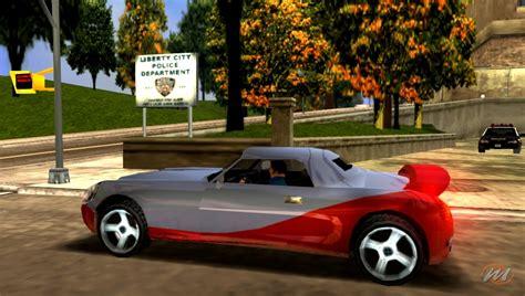 trucchi gta liberty city stories ps2 auto volanti grand theft auto liberty city stories psp