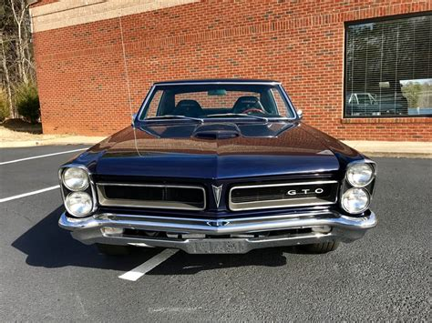 old cars and repair manuals free 1965 pontiac lemans security system 1965 pontiac gto blue dark coupe 4 speed for sale pontiac gto 1965 for sale in oakwood