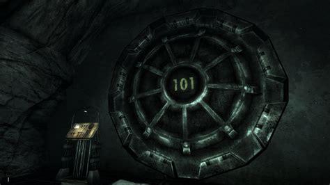 How To Open Rock Door Fallout 3 by Vault 101 Flaming Mac